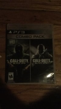 Call of Duty Black Ops PS3 game case Hamilton, L8H 1M9