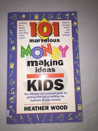 Money Making Book for Kids Chestermere, T1X 1L1