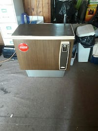 1950s vintage chest cooler/refrigerator