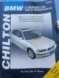 BMW Repair Manual San Jose, 95111