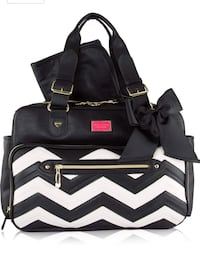 Betsey Johnson diaper bag  Toronto, M1G 1G4