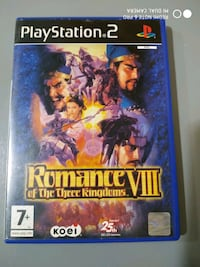 Romance of The Three Kingdoms VIII Barcelona, 08019