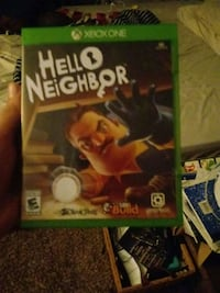Xbox one hello neighbor game Knoxville, 37920