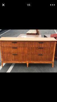 brown wooden 2-drawer chest Los Angeles, 91304