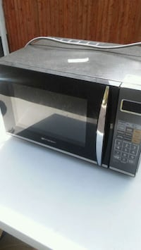 black and gray microwave oven Mastic Beach