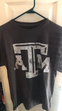 Large Brown Texas A&M t-shirt West, 76691
