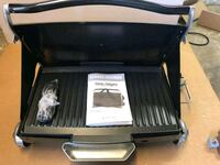 NEW! George Foreman Portable Grill Bettendorf, 52722