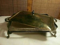 Silver-plated Buffet Chafing Stand Raytown, 64133