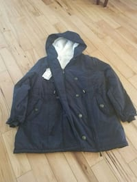 Womens black jacket 2xl Bloomsbury, 08804