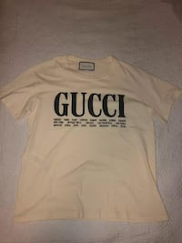 GUCCI CITY TEE T-SHIRT BARCELONA
