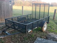 Single axel trailer 5x8 1196 mi