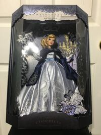 Cinderella limited edition Disney doll Richmond Hill, L4B 3H1