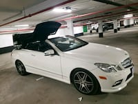2011 Mercedes E350 convertible only 84000km Toronto