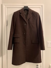 French Connection coat - brown - size 38 Toronto, M5S 1M2