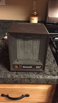 Gray space heater New Franklin, 44319
