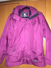 Size L winter coat with hood Calgary, T3L 1R5