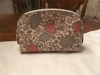 Coach YANKEE FLORAL Print Cosmetic Bag Haverford, 19041