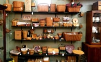 Longaberger baskets and dishes Allentown, 18103