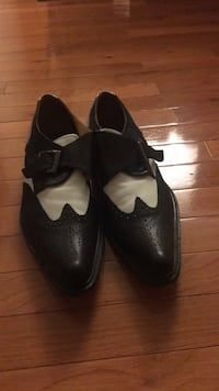 pair of black leather shoes Alexandria, 22312