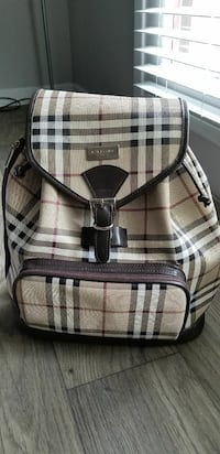 Burberry backpack OBO Leon Valley, 78238