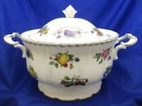 Royal Albert Covent Garden Extra Large Soup Tureen Surrey, V3W