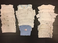 Baby onesies (NB size till 6m size) Mississauga, L5B