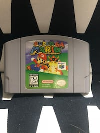 N64 Super Mario Game Brantford, N3R 2E3