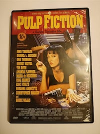 Pulp Fiction DVD cas