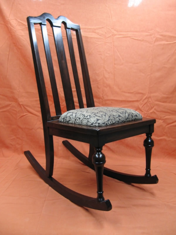 Fine Restored Small Vintage Rocking Chair Squirreltailoven Fun Painted Chair Ideas Images Squirreltailovenorg