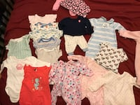 Baby's assorted clothes+much more