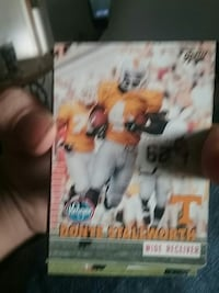 Stallworth collectible card Oakdale, 37829