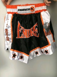 Brand New Never Worn Boxing Shorts.  London