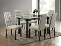 7PC Dining Table set Brand New