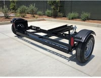 New 2019 Stand Up For Storage Heavy Duty Tow Dolly ($200 off retail) 411 mi