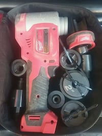 red and black Milwaukee power tool Toronto, M1T 1A7