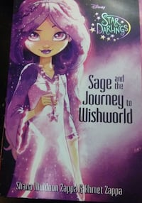 #1. Sage And The Journey To Wish World. Victoria