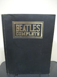 "VINTAGE "" BEATLES COMPLETE"" MUSIC BOOK   Very collectible.  VIEW MY OT"