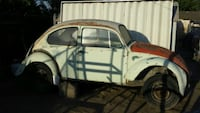 Volkswagen - The Beetle - 1965 Visalia, 93277