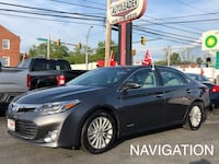 Toyota Avalon Hybrid 2013 Baltimore, 21215