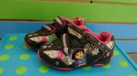 (325A) Girl's sneakers DORA Size 7
