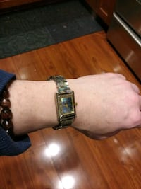 Abalone watch stretch band all ablone Roseville