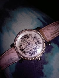 ⌚????Juicy COUTURE pink leather watch❤⏰ Los Angeles, 91040