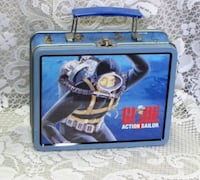 Collectible G.I Joe Action Sailor Metal Lunch Box Mississauga, L4W 1R9