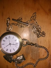 1960 wind up pocket watch Milford, 03055