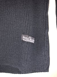 Polo Jeans Black Sweater