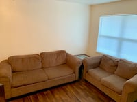 2 couches for sale Jackson, 39209