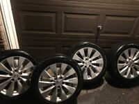 Honda Accord 17inch Rims Toronto