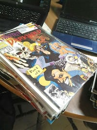 assorted-title comic book collection Belen, 87002