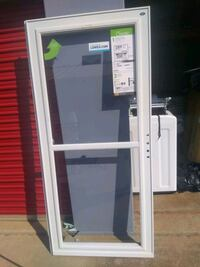 Glass screen door  Lithonia, 30038