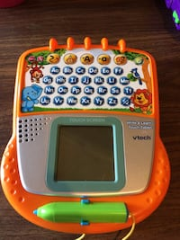 Vtech write & learn touch tablet Bristow, 20136